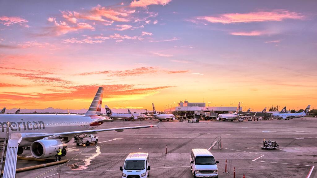 airport rescue grants