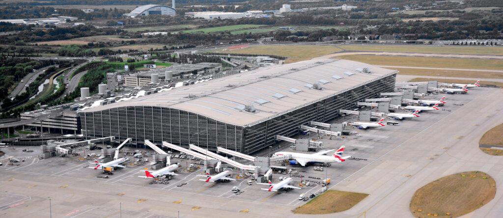 Heathrow Airport Saf