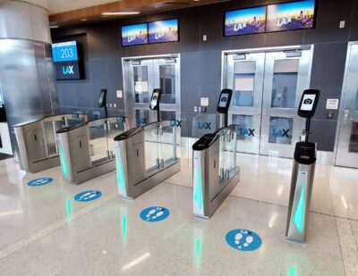 IDEMIA Brings Boarding Security to LAX