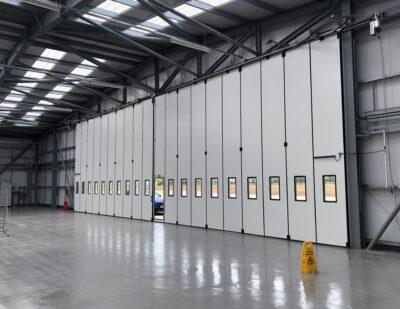 Jewers Opens Doors at New Lincs & Notts Air Ambulance Headquarters