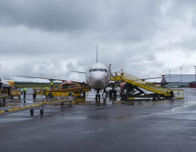 Swedavia's Kiruna Airport Introduces Remote Air Traffic Services