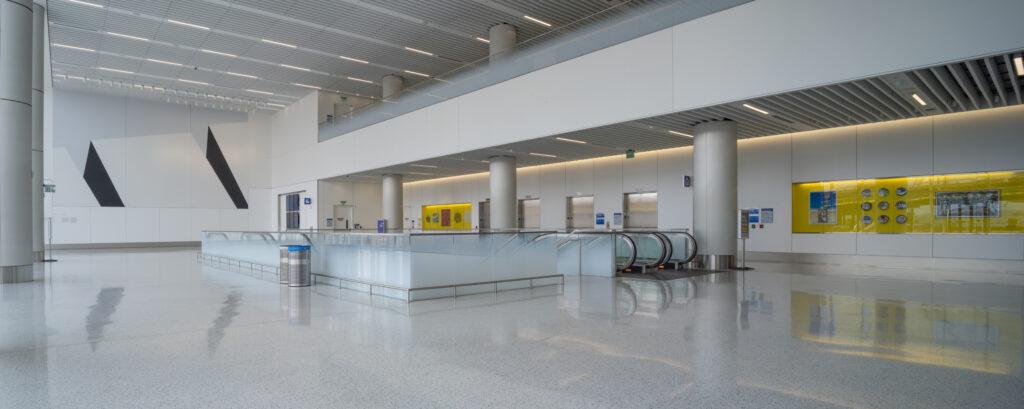 lax terminal 1 extension