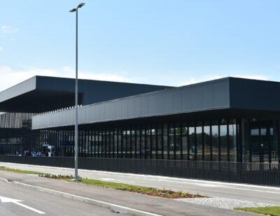Fraport Inaugurates New Passenger Terminal in Ljubljana