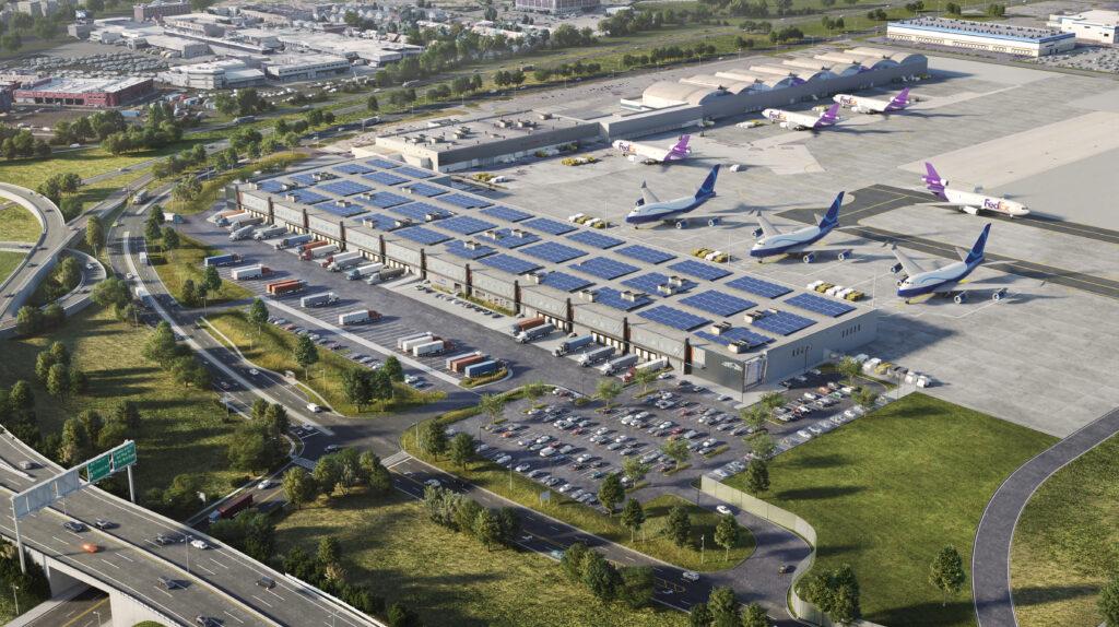 panynj JFK cargo facility