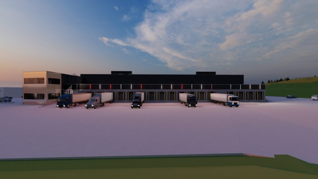 PIT new cargo facility