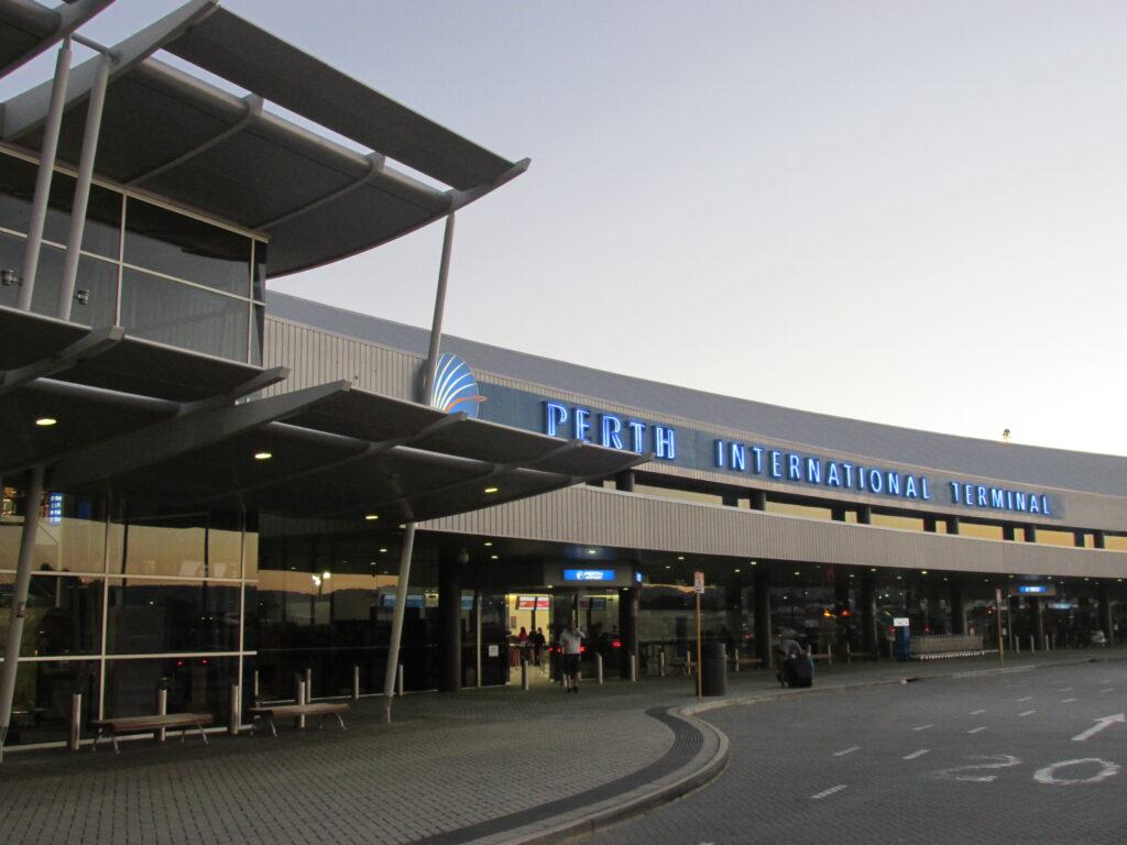 Perth Airport carbon neutral