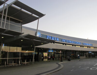 Perth Airport Targets Carbon Neutral by 2030