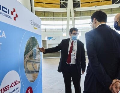 VINCI Airports and Launches in-Airport Solar Plant at Faro Airport
