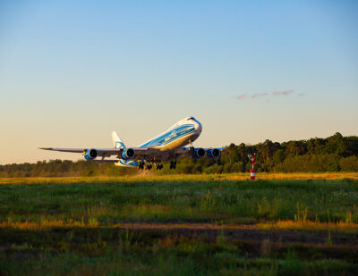 AirBridgeCargo Signs Atlanta Airport Contract with WFS