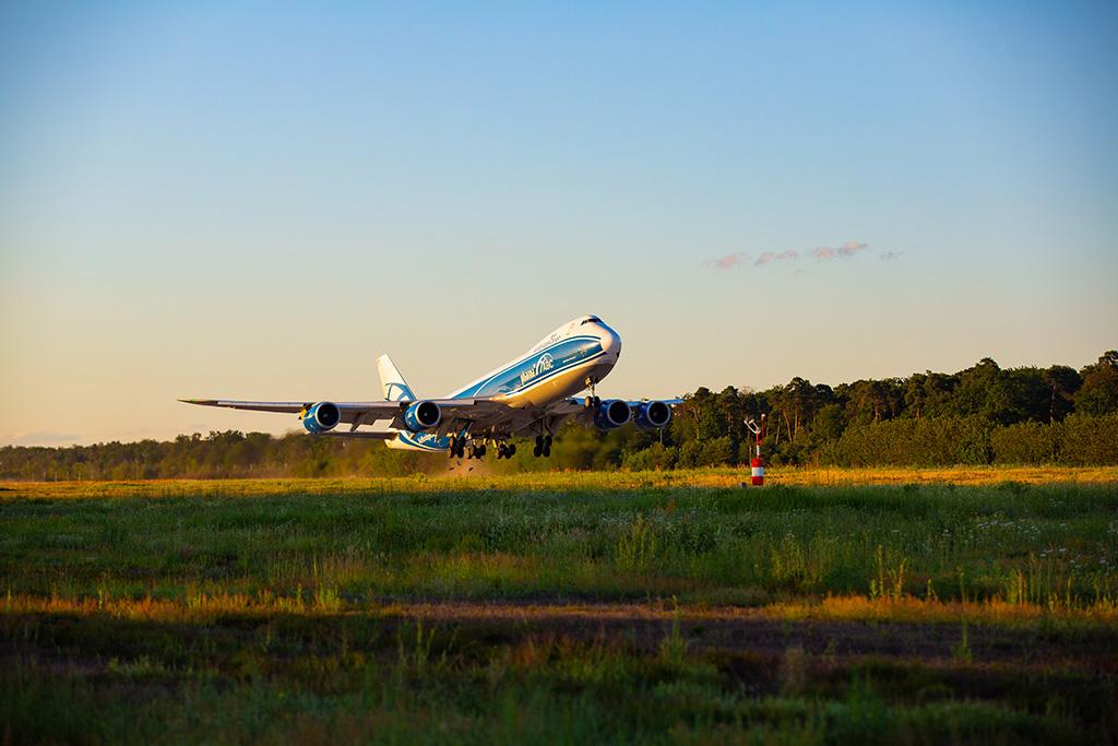 AirBridgeCargo wfs contract
