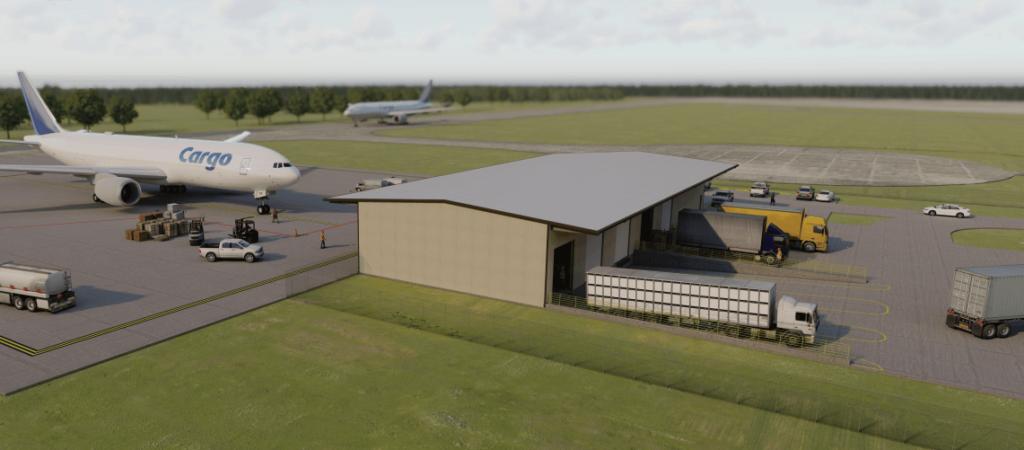 chennault cargo facility