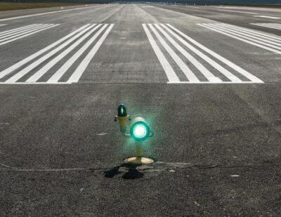 Runway Repaving Completed at Joensuu Airport