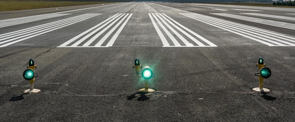 Joensuu Airport runway