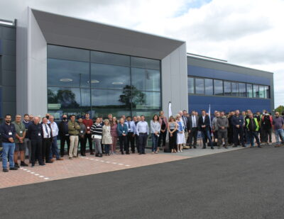 Jewers Opens the Doors at Their New Purpose-Built Headquarters