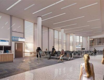 Construction Begins On $230 Million Renovation Project at LAX Terminal 6