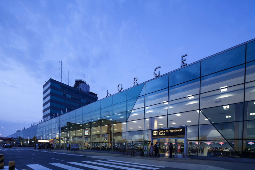 Lagardère and Lima Airport Partners