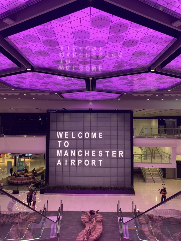 manchester airport terminal two