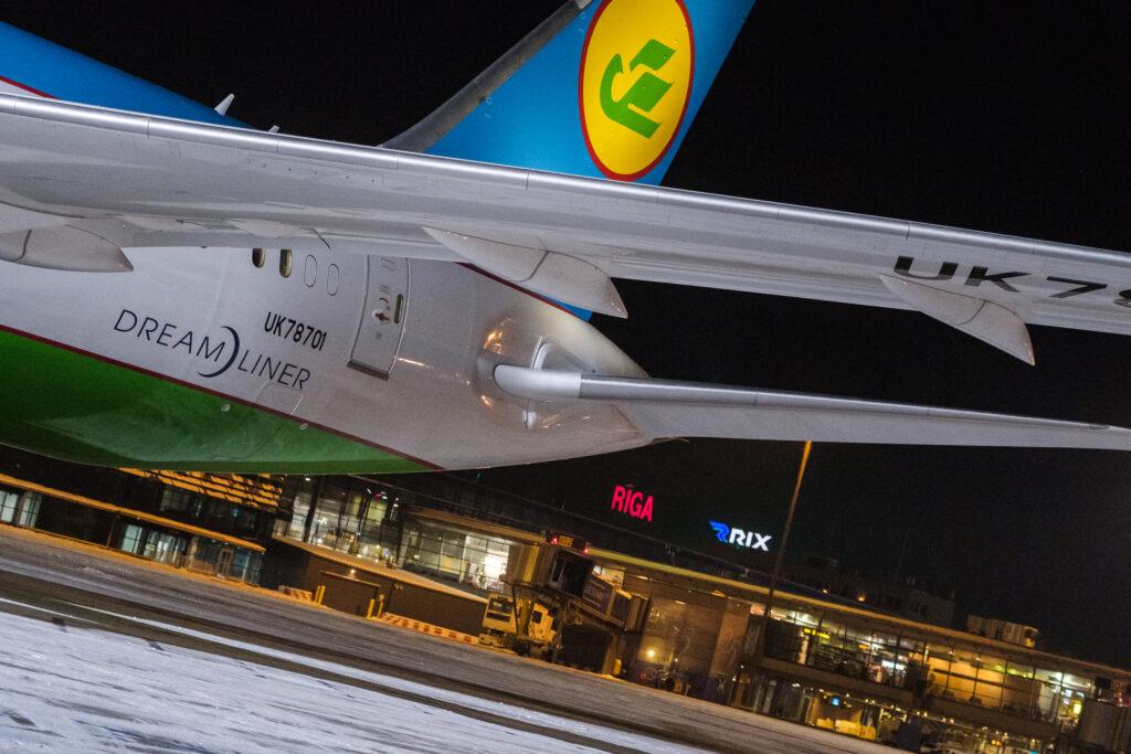 riga airport net zero