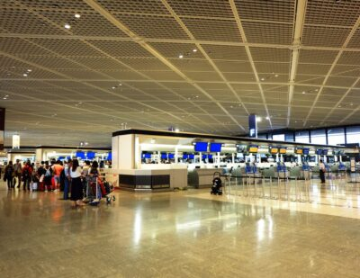 Narita Airport Selects Smiths Detection's for Automatic Tray Disinfection