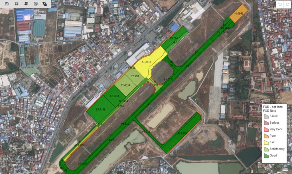 vinci Airfield Pavement Management