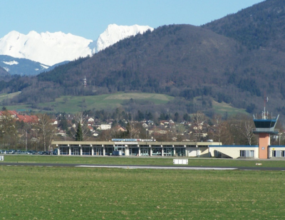 VINCI Airports Signs Concession Contract For Annecy Mont-Blanc Airport