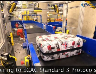 STN – Shoreline ABC Baggage Handling System by Robson Handling Technology