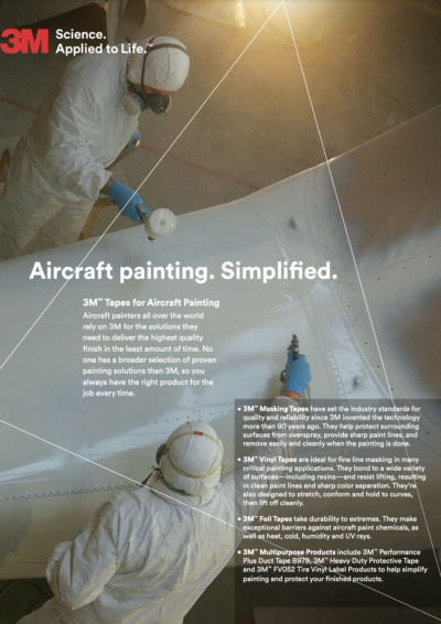 Aircraft Painting Simplified