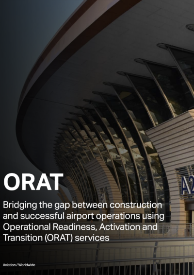 Operational Readiness, Activation and Transition (ORAT) Services