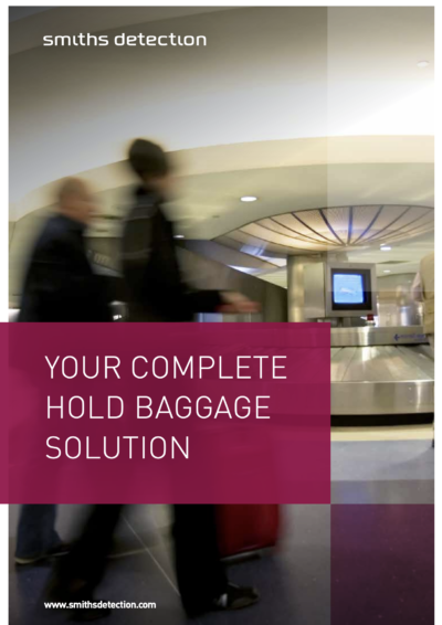 Hold Baggage Screening (HBS)
