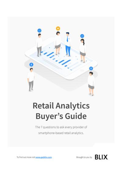 Retail Analytics Buyer's Guide