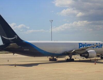 Amazon Air Launches State-of-the-Art Air Cargo Hub at CVG