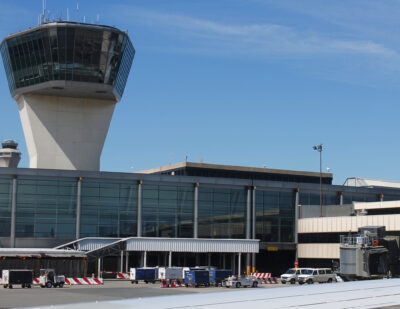 Biometric Boarding Pilot Lands at Newark Liberty International Airport