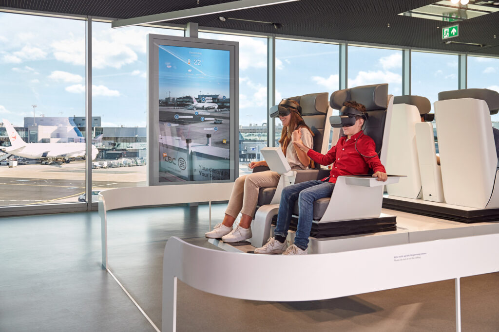 frankfurt airport visitor center