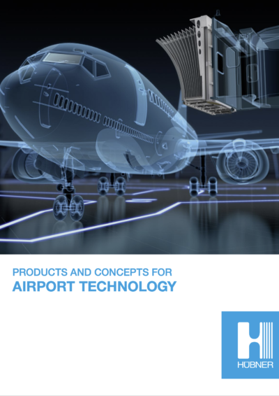 Products and Concepts for Airport Technology