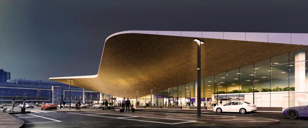 helsinki airport entrance