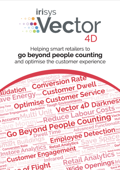 Vector 4D People Counter