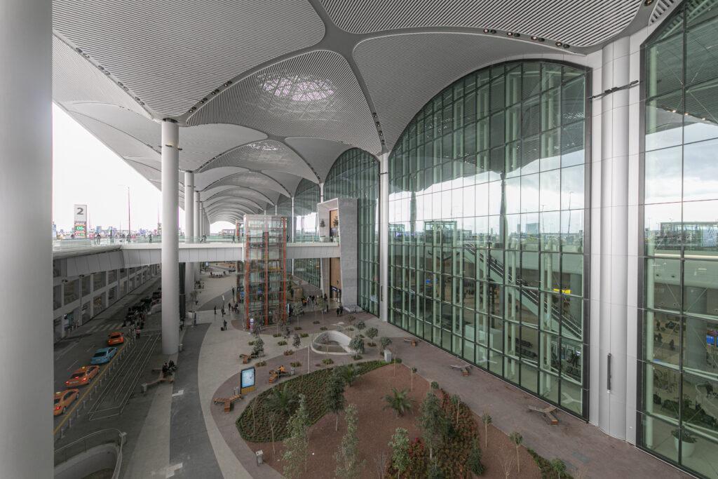 istanbul airport zero emissions