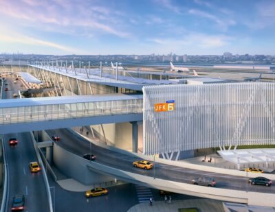 Approval for $3.9 Billion Terminal 6 at JFK