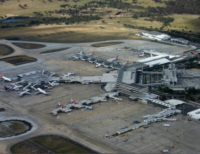 Terminal 3 Transformation Underway at Melbourne Airport
