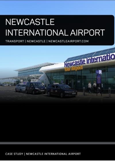 WiFi SPARK Case Study: Newcastle International Airport