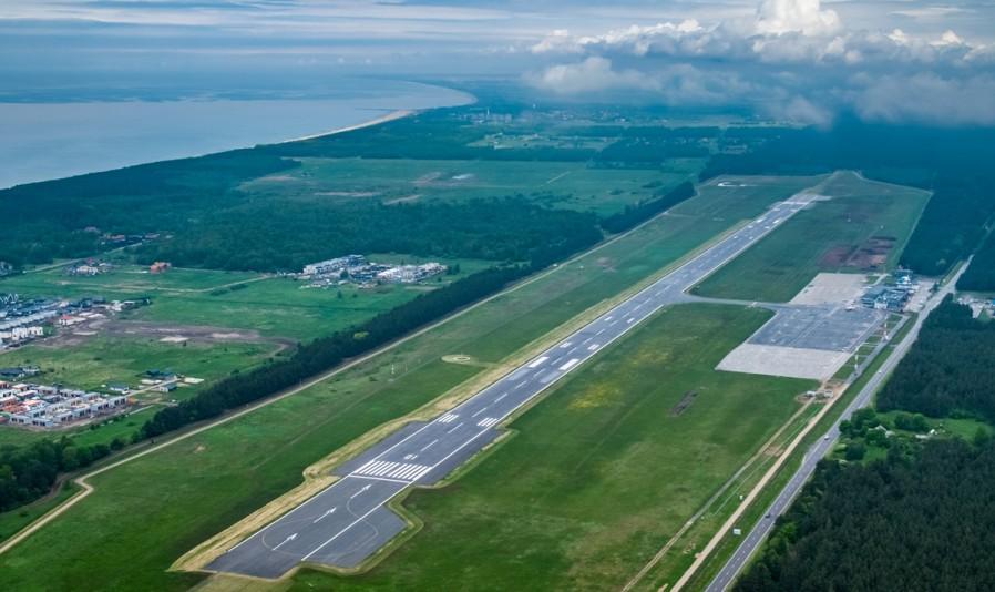 investment palanga airport