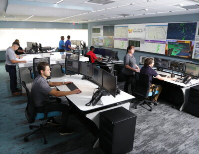 New Airport Operations Center Unveiled at SDF