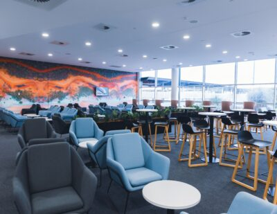 Swissport Opens Australia's First Aspire Lounge at Perth Airport