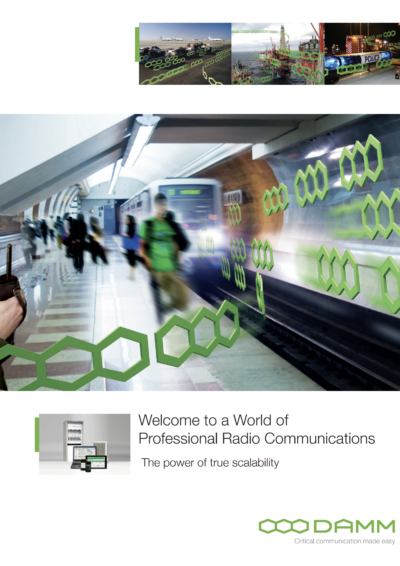 Welcome to a World of Professional Radio Communications