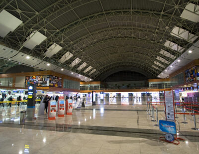 New Passenger Flow Management System Implemented at ISG