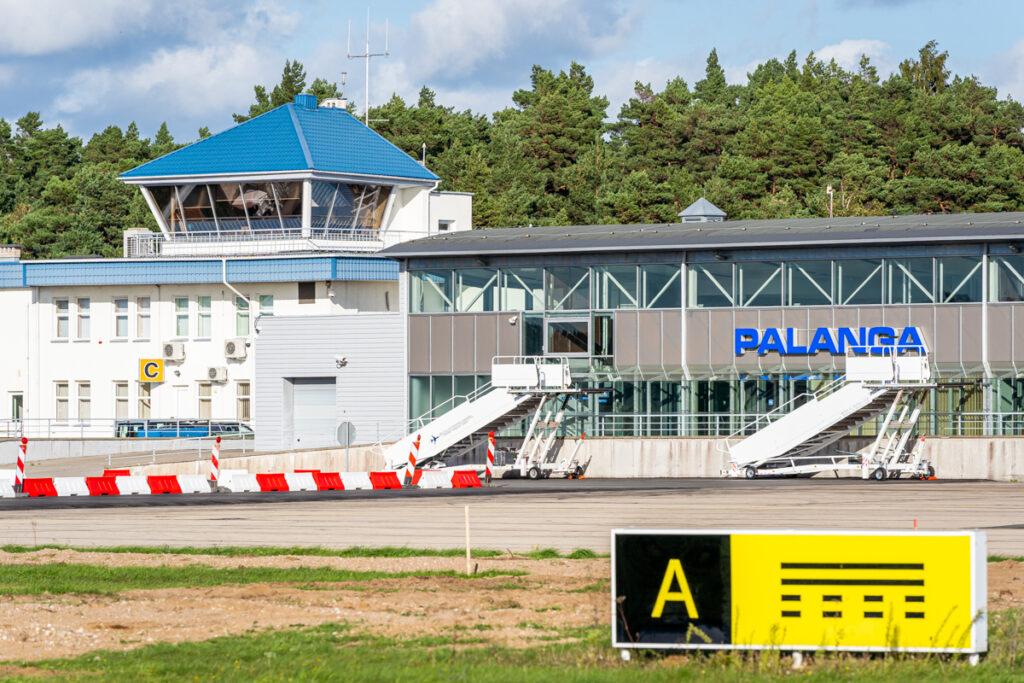 environmentally friendly palanga airport