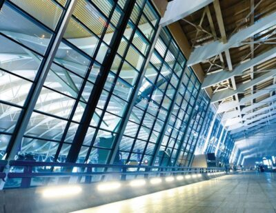 Bringing Tech to the Forefront of Pandemic-Era Airport Design