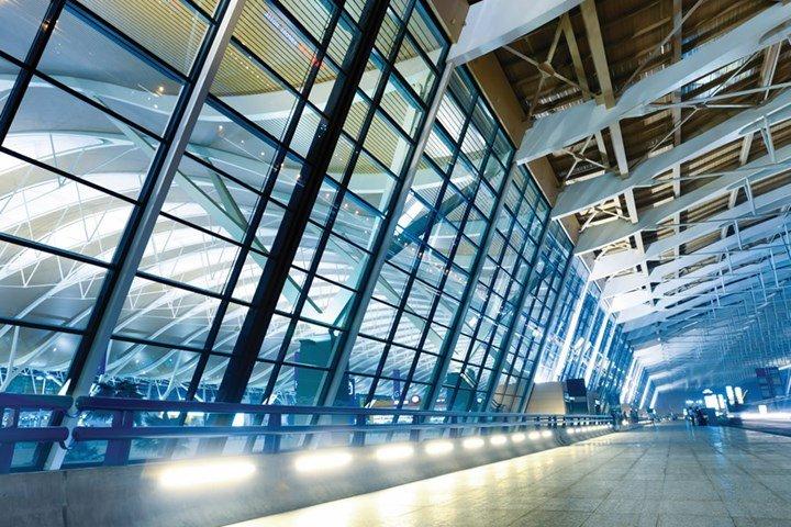 tech airport design