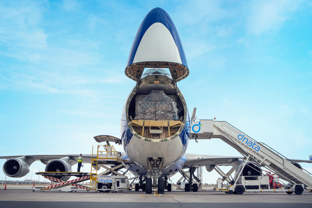 For the 7th consecutive time, dnata has been named'Ground Handler of the Year'at the2021 Air Cargo News Awards.