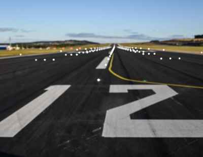 New Runway Lighting and Approach System at Åre Östersund Airport